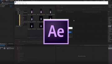 How to Render/Export in Adobe After Effects CC (2017)