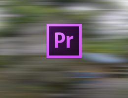 Whip Pan Transition in Adobe Premiere Pro CC (2018)