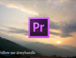 How to Create a Social Media Callout in Adobe Premiere Pro CC (2018)
