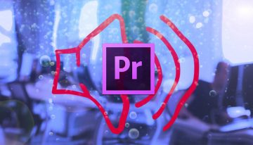 How to Create an Underwater Audio Muffle Effect in Adobe Premiere Pro CC (2018)