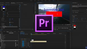 How to Use Snapping with Graphics in Adobe Premiere Pro CC (2018)