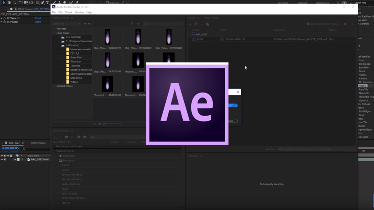 adobe after effects cc 2017 trial