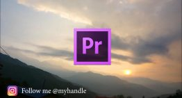 Social Media Call to Action – How to in Adobe Premiere Pro CC