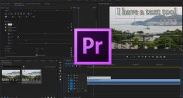 How to Use Adobe Premiere Pro's New Text Tool (CC 2017 11.1)