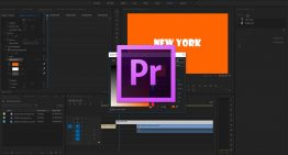 How to Create a Color Text Transition in Adobe Premiere Pro CC 2019