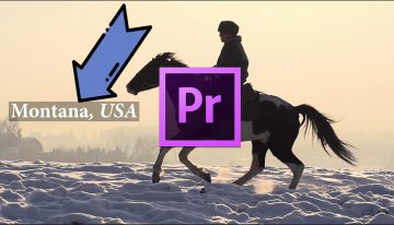 How to Add Text in Premiere Pro CC