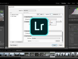 How to Export Images from Adobe Lightroom CC